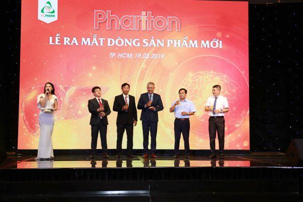 Launching Phariton Bổ Gan và Phariton Bổ Não